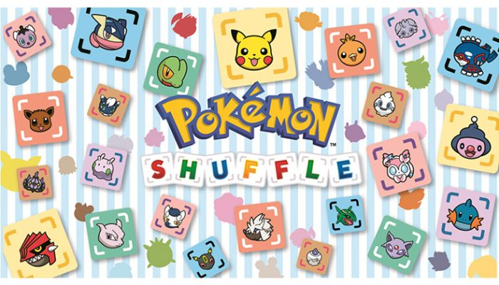 NoA: 'Pokémon Shuffle game update available'