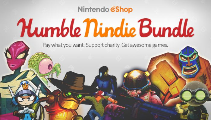NoA: 'Nintendo joins with Humble Bundle to support Code.org'