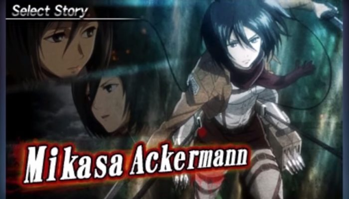 Attack on Titan: Humanity in Chains – Characters Trailer