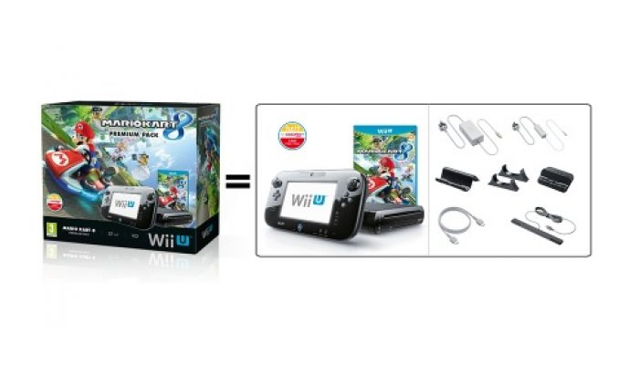 NoE: 'Start your engines on May 30th with the Mario Kart 8 Premium Pack – Special Edition Wii U hardware bundle'