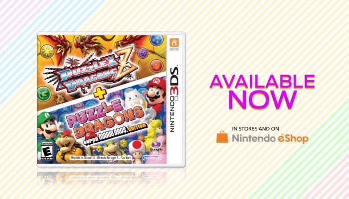 Puzzle & Dragons Z + Puzzle & Dragons Super Mario Bros. Edition – Accolades Trailer