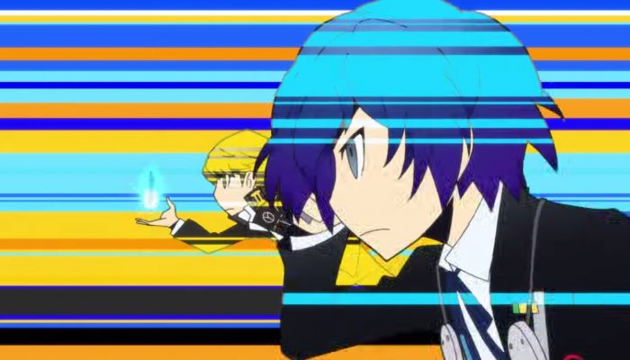 Persona Q: Shadow of the Labyrinth – Opening Movie