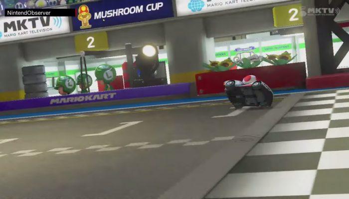 Mario Kart 8, Trop d'émotions.
