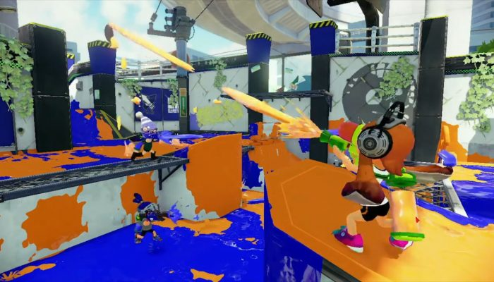 Splatoon – Bande-annonce Démo Global Testfire !