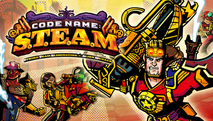 NoE: 'In shops and on Nintendo eShop now: Code Name: S.T.E.A.M.'