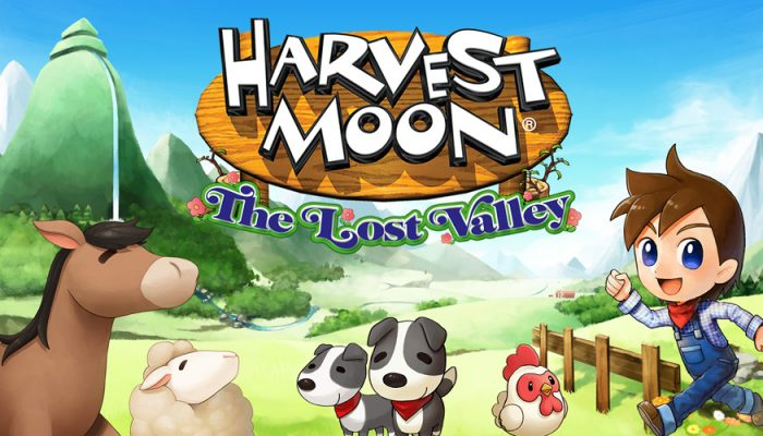 NoE: 'Care for animals, forge friendships and shape the land in Harvest Moon: The Lost Valley – an adorable farming adventure for Nintendo 3DS'