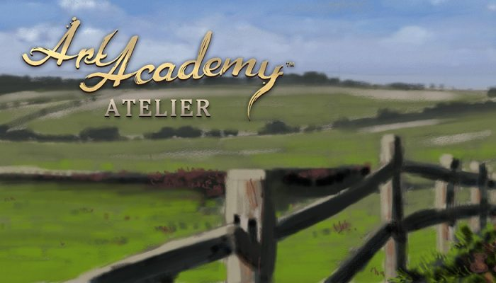 NoE: 'Share your artistic creations on YouTube as you learn to draw and paint with Art Academy: Atelier exclusively on Wii U'