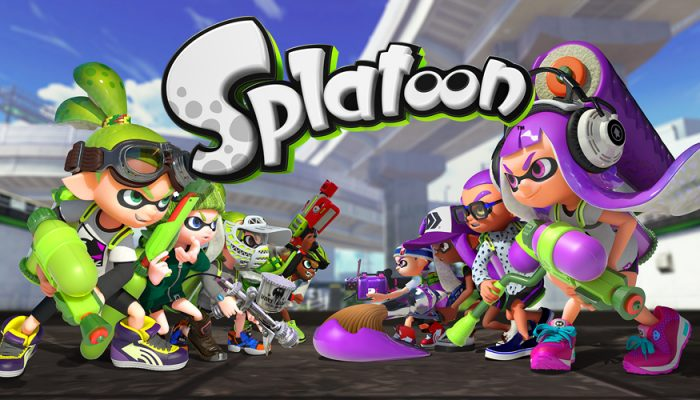 NoE: 'Free Splatoon demo for Wii U available on Saturday 23rd May!'