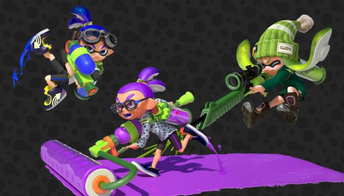 Splatoon Direct 5.7.2015