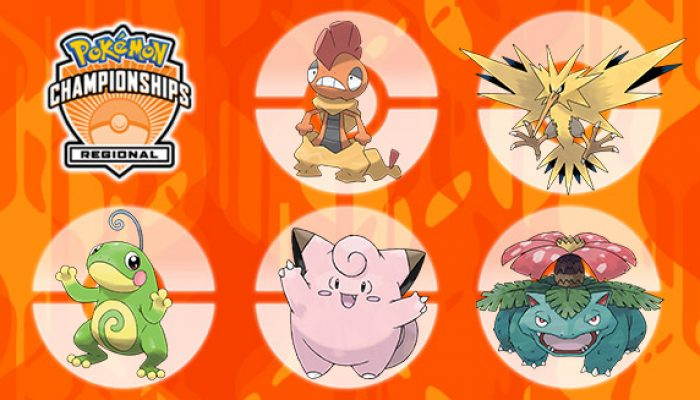 Pokémon: 'A Look Ahead to the Spring Video Game Regional Championships'