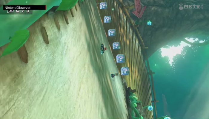 Mario Kart 8, My first online victory in 200cc.