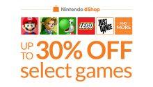 E3 2015 Nintendo eShop Sale
