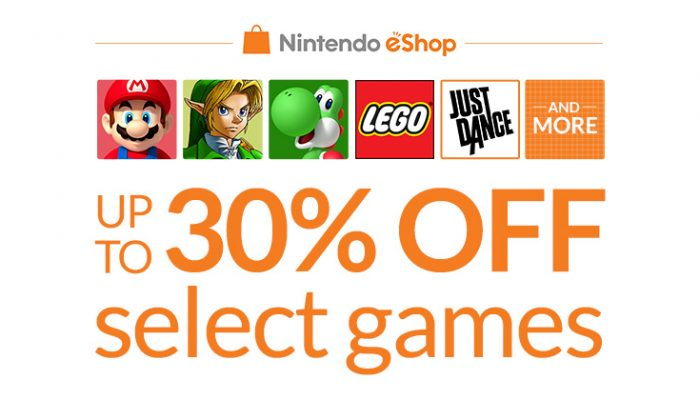 NoA: 'Celebrate E3 2015 with up to 30% off select games'