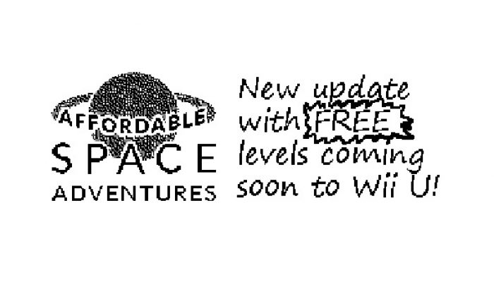 Anchel from KnapNok Games announces free Affordable Space Adventures update incoming on Miiverse