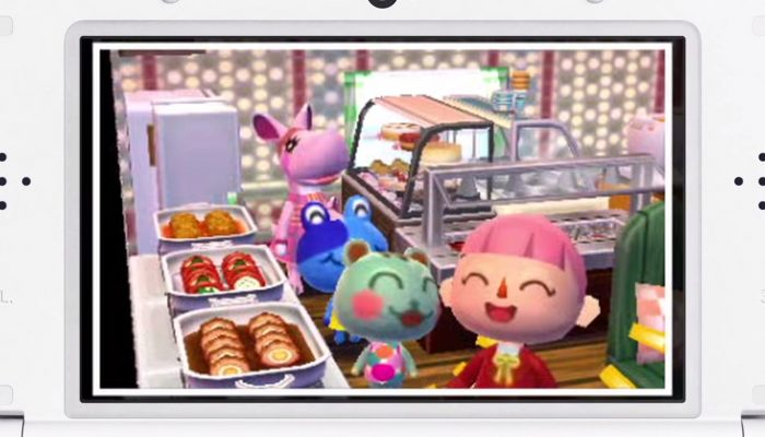 Animal Crossing: Happy Home Designer – Japanese Introduction Trailer