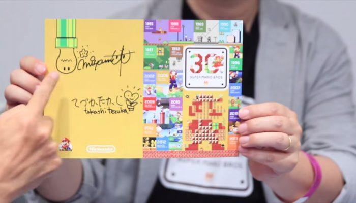 Mr. Miyamoto & Mr. Tezuka – Let's Super Mario!