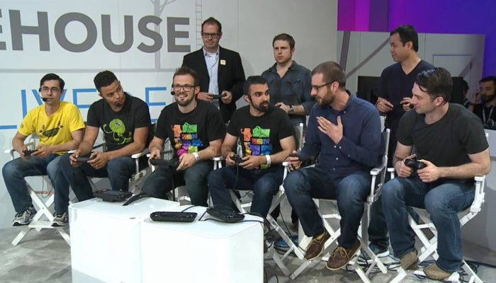Nintendo Treehouse: Live @ E3 2015 (Day 1)