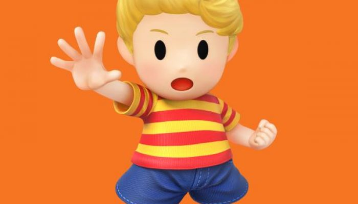Lucas available as Smash DLC on June 14