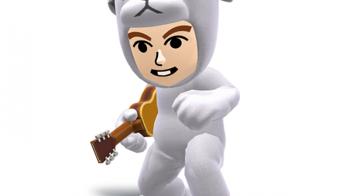 K.K. Slider DLC hat and outfit in Smash Bros. for Nintendo 3DS and Wii U coming soon