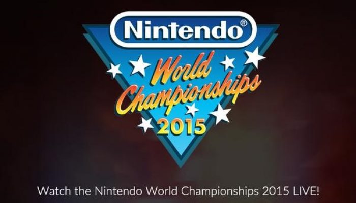 Treehouse Live Pre-Show kicks off Nintendo World Championships 2015 at 2:35 PM PT this Sunday