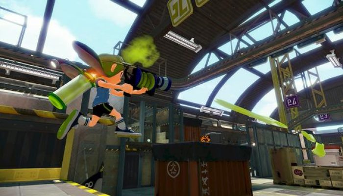 L-3 Nozzlenose and Custom E-litre 3K weapons coming to Splatoon tomorrow