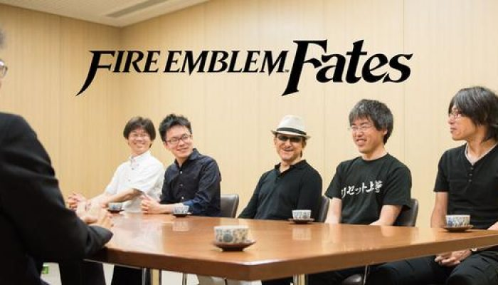 Fire Emblem Fates's Iwata Asks available in Europe