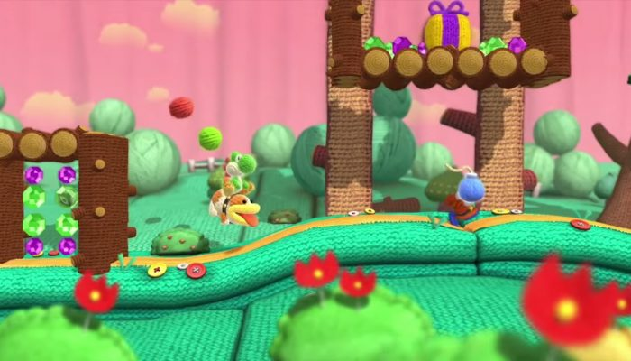 NoE: 'Yoshi's Woolly World is coming June 26th – unravel all the info at our official website!'