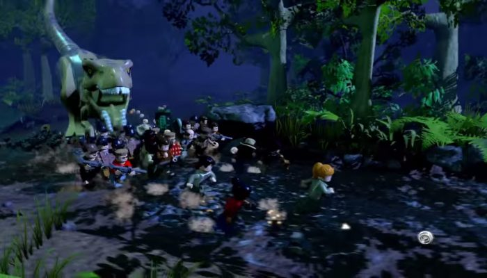 LEGO Jurassic World – Launch Trailer