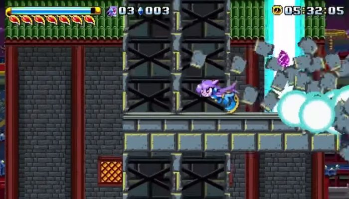 Freedom Planet – Nindies@Home E3 2015 Trailer
