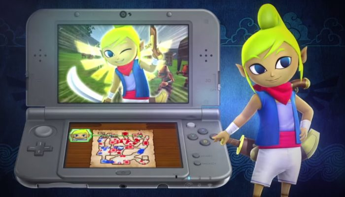 Hyrule Warriors Legends – E3 2015 Trailer