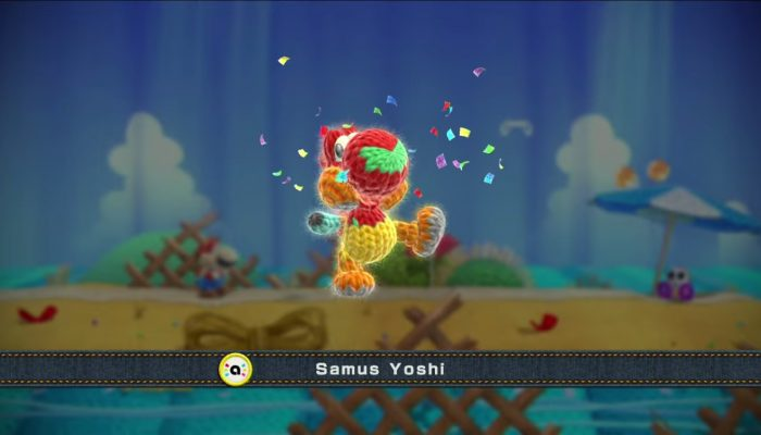 Yoshi's Woolly World – E3 2015 Trailer