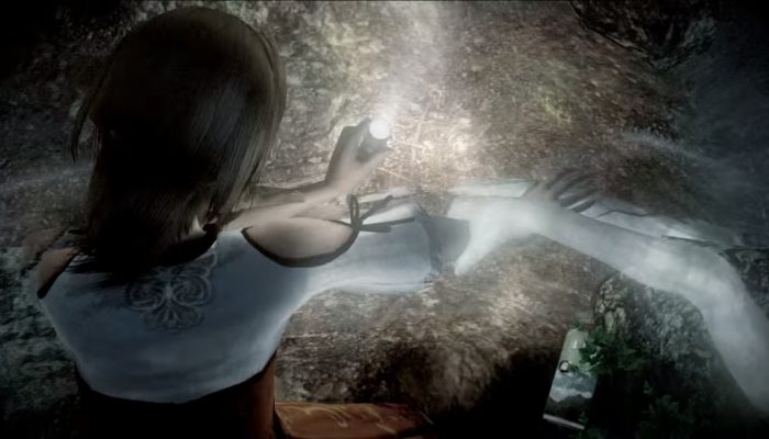 Fatal Frame: Maiden of Black Water – E3 2015 Trailer