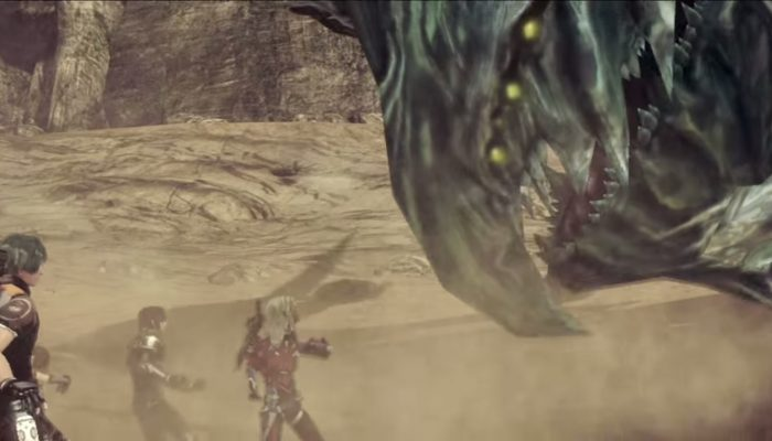 Xenoblade Chronicles X – E3 2015 Trailer