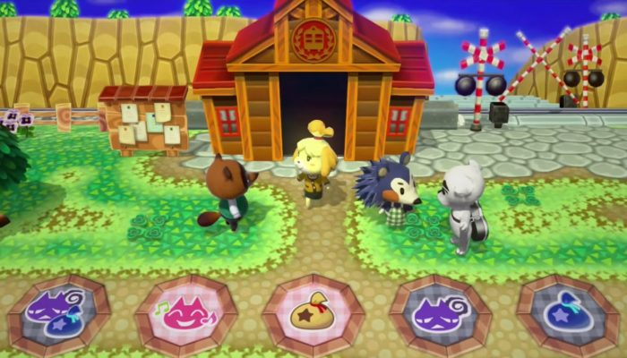 Animal Crossing: amiibo Festival – E3 2015 Trailer