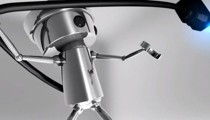 Chibi-Robo! Zip Lash – E3 2015 Trailer
