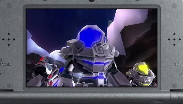 Metroid Prime: Federation Force – E3 2015 Trailer