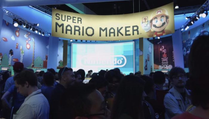 Super Mario Maker – E3 2015 Reactions