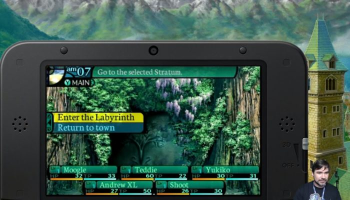 Etrian Odyssey 2 Untold – Twitch Stream