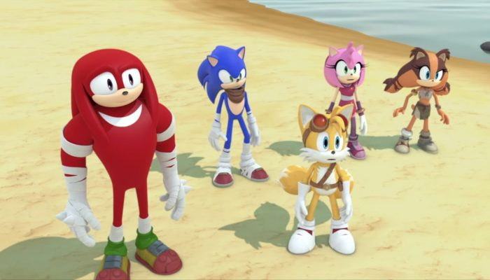 Sonic Boom: Fire & Ice – Announcement Trailer