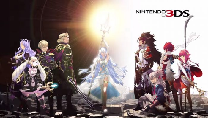 Fire Emblem Fates – Japanese Commercials