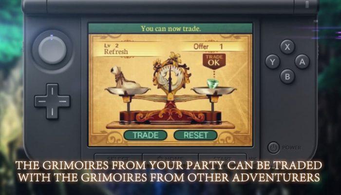 Etrian Odyssey 2 Untold – Grimoire Stones Trailer