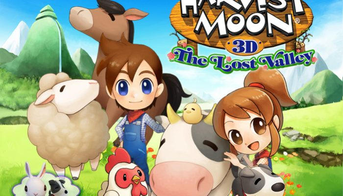 NoE: 'In shops and on Nintendo eShop now – Harvest Moon: The Lost Valley'