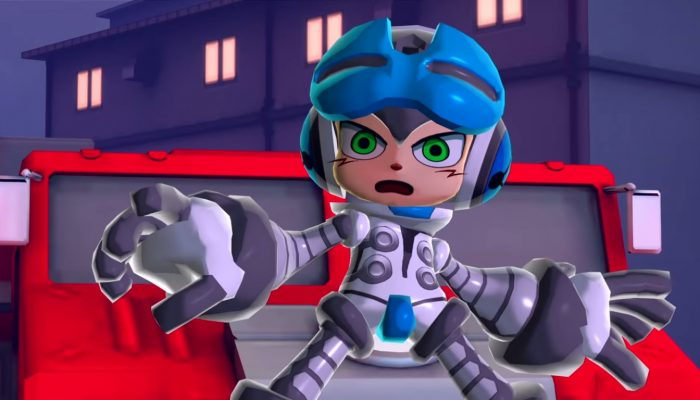 Mighty No. 9 – 60 FPS Gameplay Trailer