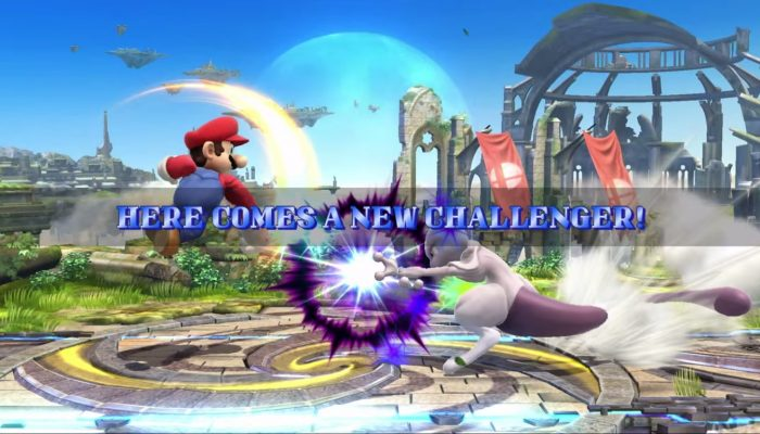 Super Smash Bros. – Japanese DLC Commercial