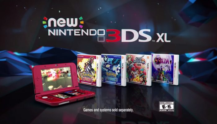 New Nintendo 3DS XL – New Commercial