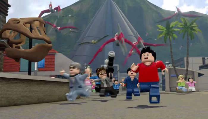 LEGO Jurassic World – Wii U Trailer