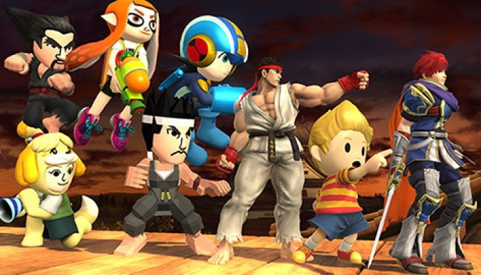 Super Smash Bros. – La deuxième vague DLC en images
