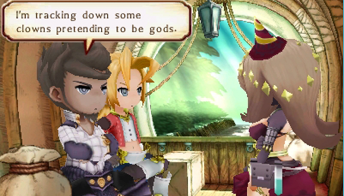 The Legend of Legacy – First Western Screenshots