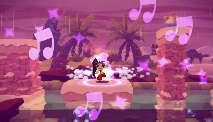 Shantae: Half-Genie Hero – E3 2015 Trailer