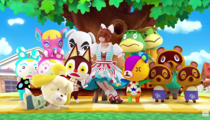Animal Crossing: Happy Home Designer – Japanese Commercial